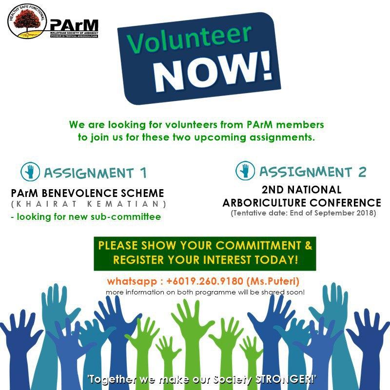 Volunteers In Need